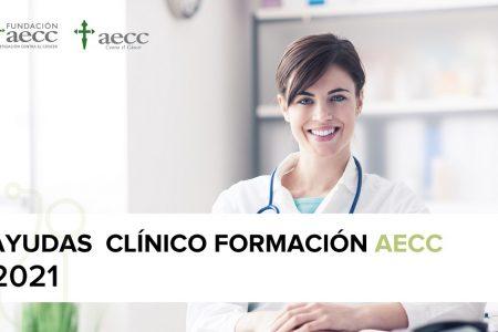 La AECC convoca ayudas para formación de profesionales clínicos