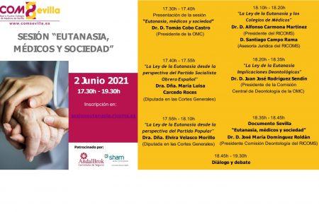 Sesión «Eutanasia, médicos y sociedad»