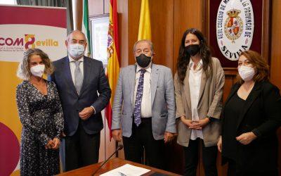 El Colegio de Médicos firma un convenio de colaboración con Plasticosur