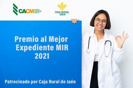 El CACM convoca el Premio al Mejor Expediente MIR 2021