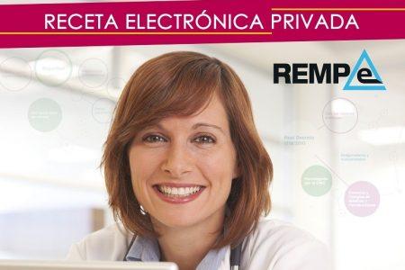 El sistema REMPe se consolida como el servicio líder de prescripción electrónica en la medicina privada