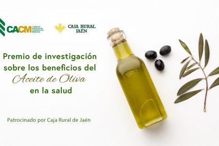 El CACM convoca el premio de investigación sobre los beneficios del aceite de oliva en la salud