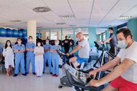 Doblete del Hospital de Valme en los premios del congreso de la Sociedad Andaluza de Cardiología