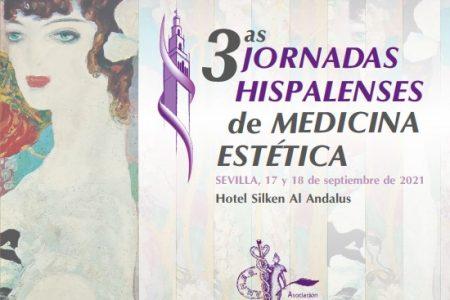 Las 3ª Jornadas Hispalenses de Medicina Estética se celebrarán los días 17 y 18 de septiembre