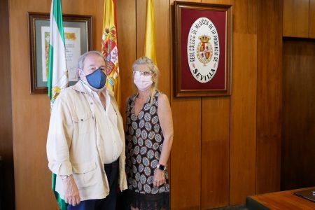 El Colegio de Médicos de Sevilla alcanza un acuerdo con el Restaurante San Marco Plaza de España